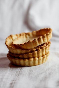 Shortcrust tart shells