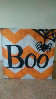 Boo (Chevron)