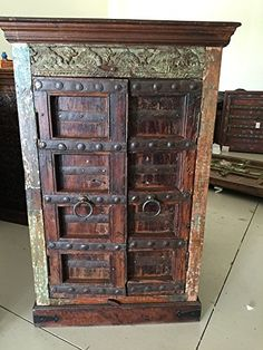 Beautiful Mogulinterior Armoire Cabinet Reclaimed Antique Vintage Patina Storage Indian  Furniture Mogul Interior Http://