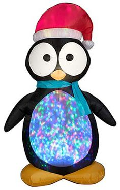 GEMMY INDUSTRIES 87752 Kaleidoscope Penguin -- You can find out more details at the link of the image.