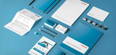Verucon Corporate Designt. Briefbogen, Visitenkarte, Faxnachricht. Web-Design und Corporate Design Manual.