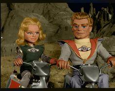 Venus and Steve Zodiac Fireball was on when the 1964 earth quake hit Alaska Joe 90, Thunderbirds Are Go, Old Shows, Kids Tv, Vintage Tv, My Childhood Memories, Classic Tv, Retro, Favorite Tv Shows