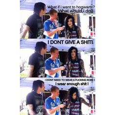 I remember this. My fave part of the interview was when Andy talked gay... but it's kinda sad he can do that.... lol