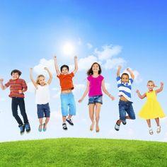 Claves para aumentar la felicidad de un niño!