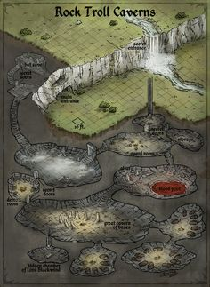 Dungeon Inspiration : Photo