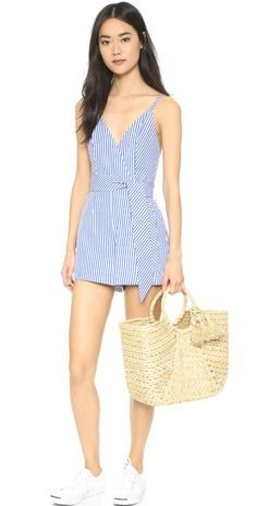 findersKEEPERS Blow Your Mind Playsuit | SHOPBOP