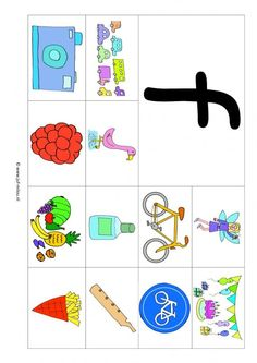 Werkbladen - taal - letters leren ~ Juf Milou Speech Language Therapy, Speech And Language, Beginning Sounds Worksheets, School Posters, Learning Numbers, Writing Skills, Primary School, Phonics, Lana