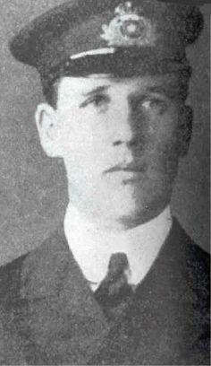 Inside the Titanic Under Sea | TITANIC-TITANIC.com | Sixth Officer James Paul Moodyof the Titanic