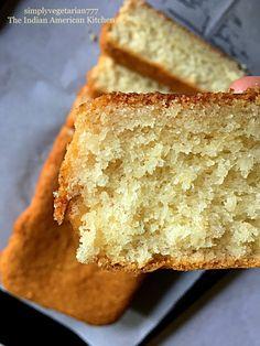 Dairy Free Dessert Cake Eggs 46 Ideas For 2019 Eggless Vanilla Cake Recipe, Eggless Desserts, Eggless Recipes, Eggless Baking, Baking Recipes, Eggless Muffins, Vegan Recipes, Baking Breads, Egg Free Recipes