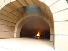 Four à pizza bois : Building Between a Rock and a Hard Place – Forno Bravo Forum: The Wood-Fired Oven Community Stone Pizza Oven, Build A Pizza Oven, Diy Pizza Oven, Pizza Oven Outdoor, Pizza Ovens, Wood Oven, Wood Fired Oven, Pizza Oven Fireplace, Pain Pizza