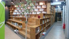 #서울시사회적경제지원센터 #열린책장 지之. 사회적경제에 영감을 준 시민들의 기증 도서를 만날 수 있는 열린 도서관 공간