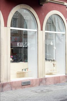 KULØR shop in Karlsruhe, Germany