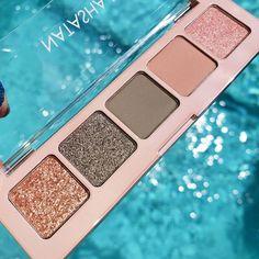 Makeup Obsession, Eyeshadow, Palette, Retro, Mini, Colors, Beauty, Instagram, Eye Shadow