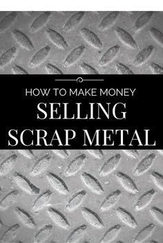 make money selling garbage