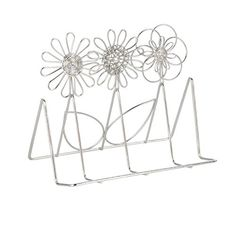 Doodles basket by neat life organization pinterest doodles doodles floral business card holder 4 h x 4 w x 3 d silver by office depot officemax colourmoves