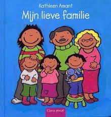 Ik en mijn familie - Boeken/versjes - UK&Puk. Voorleesboek Mijn lieve familie
