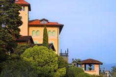 Hotel Villa del Sogno, Garda.
