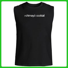 Idakoos - Hashtag Chimayó Cocktail - Drinks - Sleeveless T-Shirt - Food and drink shirts (*Amazon Partner-Link)