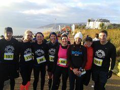 Eastbourne Half Marathon Jan 2015