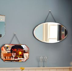 Her Little Place: Fishy fish, Brighton and bevelled mirrors