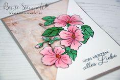 Von Herzen alles Liebe Stampin' Up! Blended Season Farbenfroh durchs Jahr Workshop, Party, Stampin Up, Blog, Paper Mill, Packaging, Love, Tutorials, Basteln