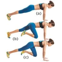 The No-Crunch Abs Workout