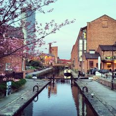 Spring in Manchester #mytravelgram photo by Stella Marega