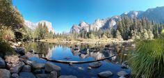 Yosemite National Park [3508x1674] [OC]   landscape Nature Photos