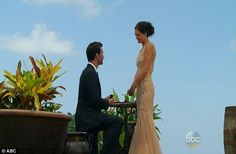 Bachelorette Finale: Desiree Hartsock accepts Chris Siegfried's proposal