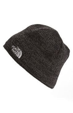 The North Face 'Jim' Beanie; keep your melon warm.