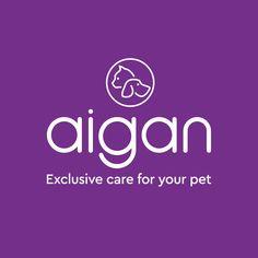 Σχεδίαση λογοτύπου και εταιρικής ταυτότητας για το pet shop aigan και το e-shop aigan.gr Logo and visual identity design for the pet shop aigan and the e-shop aigan.gr Id Design, Your Pet, Logos, Creative, Artwork, Work Of Art, A Logo, Legos