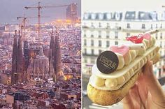 20 Cities All Food Lovers Should Visit Immediately