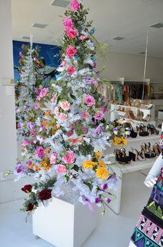Loja KJU - Coleção Alto Verão 2013 - Decoração - Blog da KJU - Árvore de Natal - Floresmmgmoser