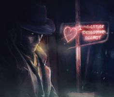 Fallout 4, Nick Valentine // The only companion who matters, in my most humble opinion :3