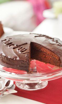 Sacherkakku | Maku Panna Cotta, Pudding, Ethnic Recipes, Desserts, Food, Dulce De Leche, Deserts, Custard Pudding, Puddings