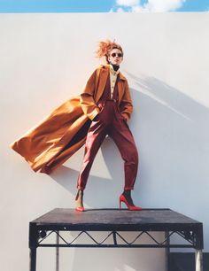 Photo Natalie Westling by Zoe Ghertner for W Magazine September 2017 Fashion Models, Fashion Shoot, New Fashion, Editorial Fashion, Trendy Fashion, Autumn Fashion, Fashion Trends, Fashion Make Up, Color Fashion