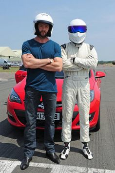 Hugh Jackman on Top Gear