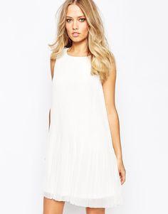 Y.A.S+Alia+Pleated+Dress