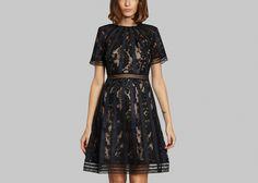 Lace Dress - Whole9Yards