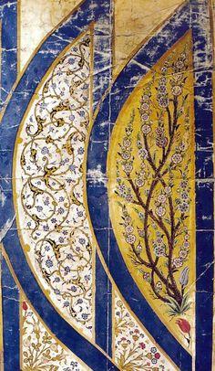 Rumi – Tezhip Sanatı Islamic Art Calligraphy, Historical Art, Animal Fashion, Sacred Art, Art Object, Illuminated Manuscript, Skull Art, Art And Architecture, Traditional Art