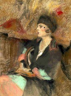 Annette Salomon - Edouard Vuillard. Eva's blog