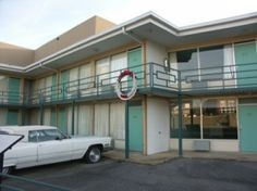 Lorrraine Hotel Where Martin Luther King was shot