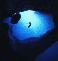 Blaue Grotte von Bisevo   Kroatien Reiseführer √ - Kroati.de
