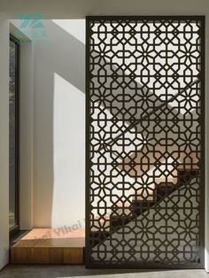 ideas metal screen design interiors for 2019 Screen Design, Door Design, Wall Design, Design Case, House Design, Home Grill Design, Design Design, Facade Design, Wooden Screen