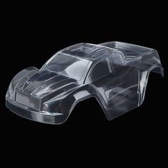 REMO D3601 1/16 Clear Monster Truck Body Shell RC Car Part