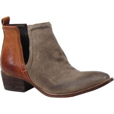 Women s Diba True Stop By Ankle Boot - Dust Cognac Suede Leather Boots Diba 0f7396451d