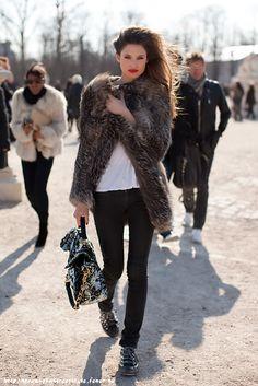 Fur thing.