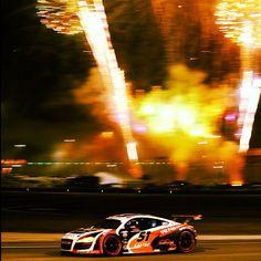 Audi Racecar. I will one day drive a racecar.