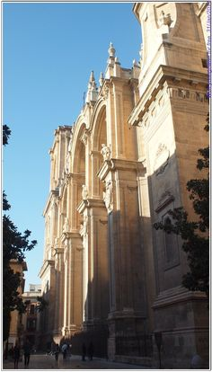 나의 문화유산 답사기 :: [스페인 여행] 그라나다 대성당 (Cathedral)