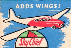 Sky Chief Adds Wings! - USA